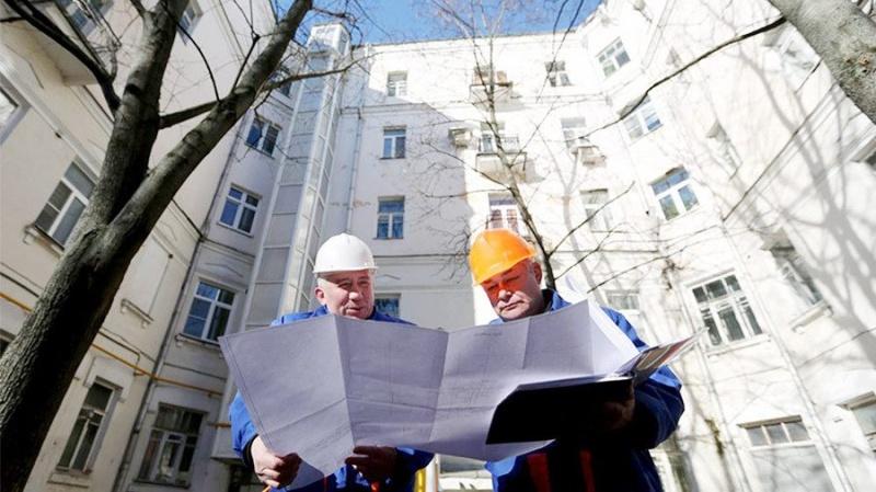 В последующем году вКрасноярске капитально починят 350 домов