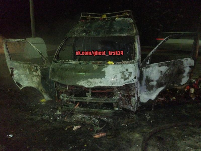 Автобус сгазовым оборудованием вспыхнул натрассе из-за курящего водителя