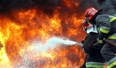 ВКрасноярске нетрезвый задержанный поджег департамент милиции