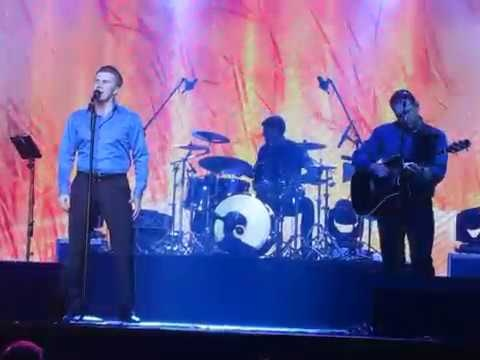 Красноярская группа «Яхонт» дала концерт вСирии