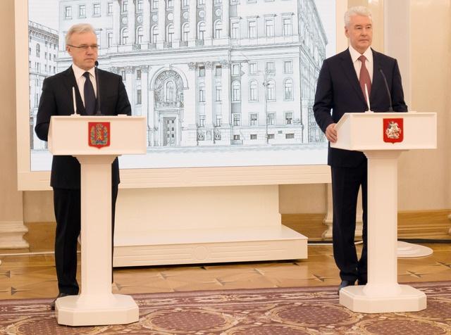 Власти столицы иКрасноярского края подписали соглашение осотрудничестве