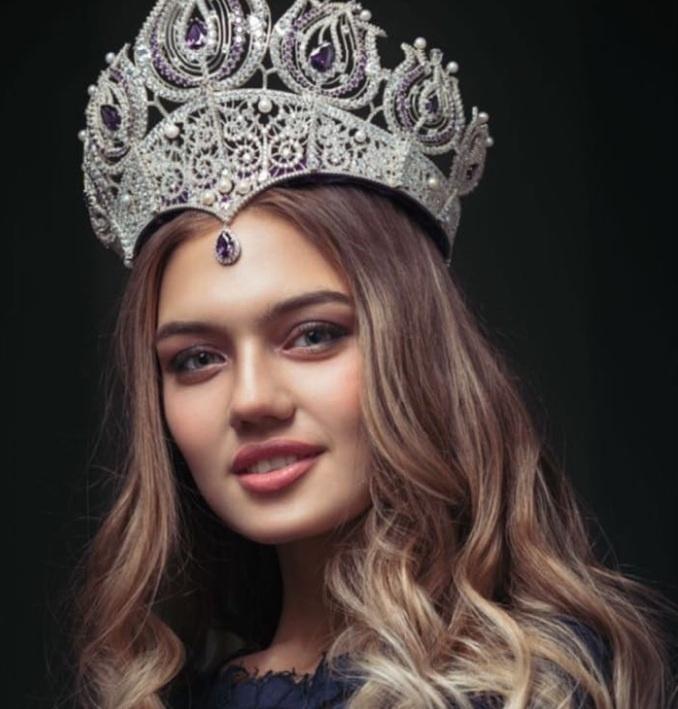 Студентка изКрасноярска участвует вконкурсе «Мисс Россия»
