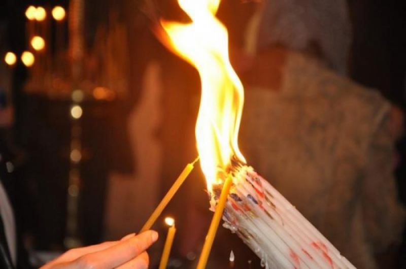 ВСеверную Осетию будет доставлен благодатный огонь изИерусалима