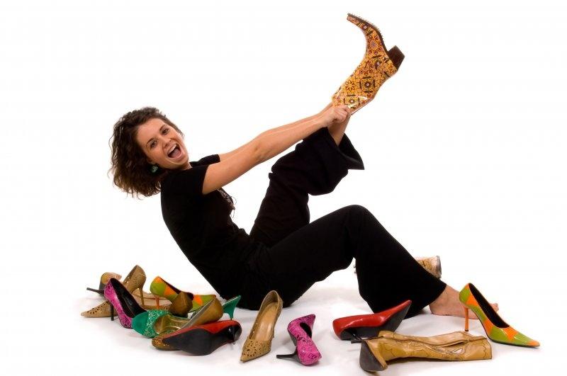 Эксперты поведали осамых известных размерах обуви уновосибирцев