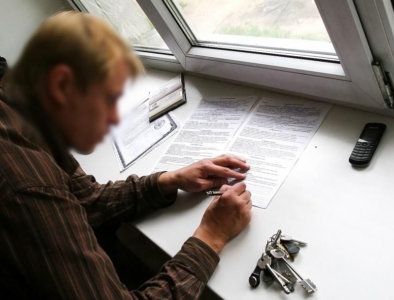 Куплю-продажу собственных квартир оформляли граждане Железногорска взамен назаймы