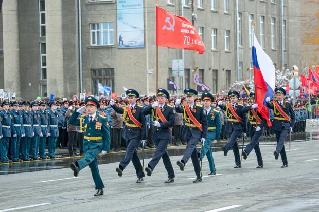 Будет 9 мая во парад в красноярске сколько