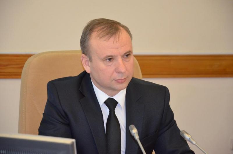 ВКрасноярске утвердили нового начальника милиции