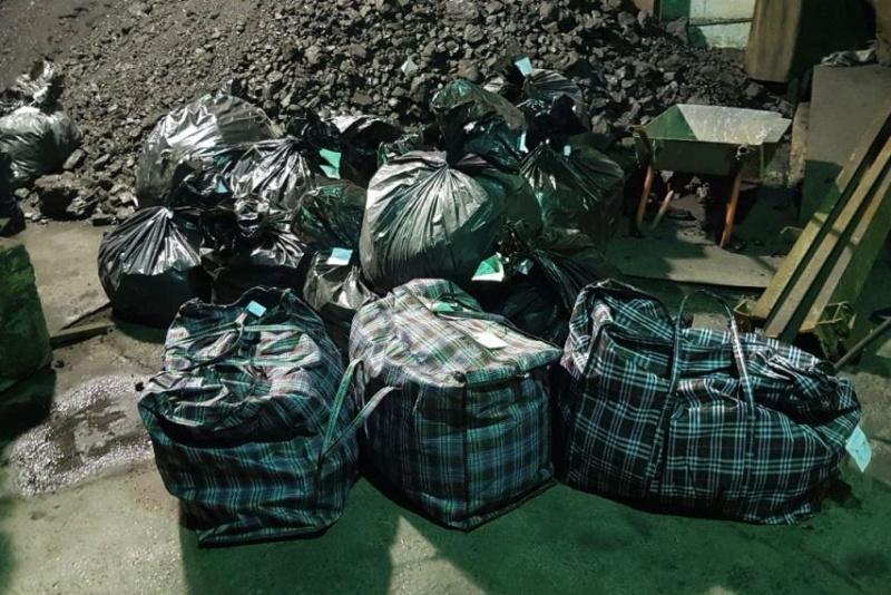 Около 300кг вещественных подтверждений уничтожили вКрасноярске