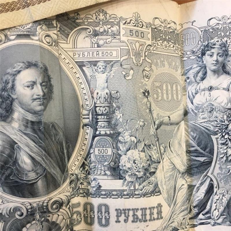 В Красноярске при реставрации дома обнаружили клад