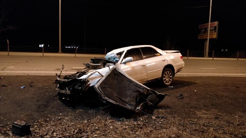 В Хакасии юная автомобилистка попала в жуткое ДТП
